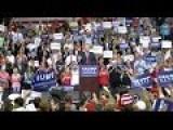 Donald Trump Rally In CINCINNATI, OH 10 13 16