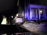 Dash Cam: Drunk Woman Flees, Rams Police 3X