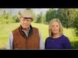 Dick And Liz Cheney Stand At The Edge Of The Abyss To Fight For A 'Strong America'