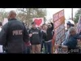 DC Police Protect Westboro Baptist Church Hate Group At American University