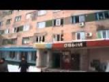 Donetsk Lyashenko Street 4 After The Shelling Of The Ukrainian Army