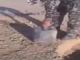 Dismantles Mine In Tikrit