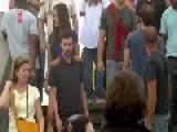 Dynamokiev Visits Rio Statue Of Christ The Redeemer