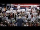 Donald Trump Holds Rally In Anaheim, CA 5-25-16