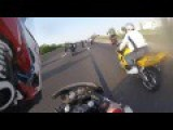 Douchebaggery Biker Antics And A Biker On Biker Hit And Run For Your Enjoyment
