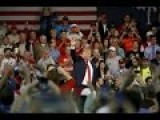 Donald Trump Rally In Terre Haute, IN 5-1-16