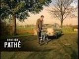 Donkey Bike 1966 Brithish Pathe