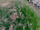 Drones Race Against Each Other
