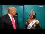 Donald Trump Fires Illegal Immigrant Tranny