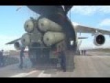 Delivery Of S-400 To Hmeymim Air Base