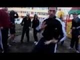 Drunk Russians Dancing