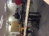 Desk Jump Flip Fail