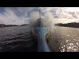 Do A Barrel Roll: Seabreacher Sailfin Personal Submarine