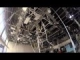 Donetsk Airport And Territory #2 - Car Showroom
