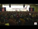 Donald Trump Huge Rally In Columbus, OH 3-1-16