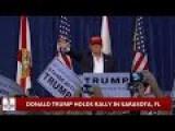 Donald Trump Holds HUGE Rally In Sarasota, FL 11-28-15 Full Speech