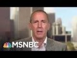 Donald Trump's 'Art Of The Deal' Ghostwriter Tony Schwartz Speaks Out