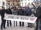 Dublin Says No One Year Standing Against Austerity