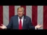 Donald Trump On Hillary Clinton - It's Disgusting...she Got Schlonged!