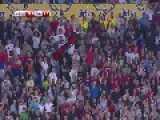 Drone With Greater Albanian Flag Flies Over Serbia-Albania Euro 2016 Qualifier, Causes Brawl
