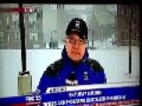 Did This Live News Cross Capture A Drug Deal On Live TV ?