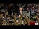 Donald Trump Holds MASSIVE Rally In Fresno, CA 5-27-16