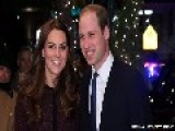 Duke And Duchess Of Cambridge Arrive In New York