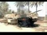 Destroyed US M-1 Abrams Tanks Everywhere America Goes