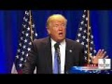 Donald Trump's Full Speech On National Security Hillary Clinton In Manchester, NH 6-13-16