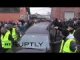 Denmark: Hundreds Come Out To Mourn Suspected Copenhagen Shooter