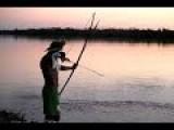 Dan Fishing In Amazon With Natives 2015