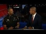 Don Lemon, Sheriff Clarke Go At It Over Police Shootings