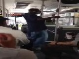 Dance-hall King Emerges On Public Transit