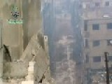 Darayya Cameraman Shot At By Sniper