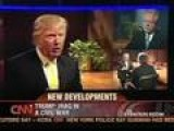 Donald Trump In 2007: Bush Administration - Everything Is A Lie