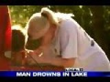 Drowning Dad To Daughter: 'Save Yourself'
