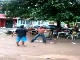 Drunk Fight K.O