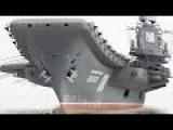 Documentary Showing F-14 Tomcat Landing On USS Nimitz Aircraft Carrier
