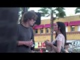 Drunk Girl In Public Social Experiment