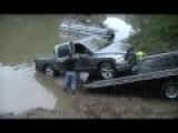 Dodge Ram Recuse From Riverbed
