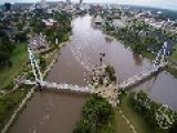 Drone Footage Shows Extent Of Wichita Flooding