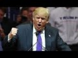 Donald Trump Rally In Waterbury, CT 4-23-16