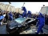 Destroy A Lamborghini Supercar With Hammers In 5 Mins!