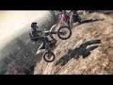 Dirtbike Enduro Riding