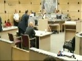 Defendant Dares Judge To Give Death Penalty VIDEO
