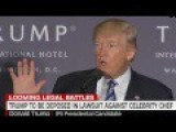 Donald Trump Deposition Completed Earlier Thursday