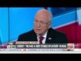 Does Dick Cheney Believe His Lies?