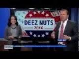 Deez Nuts Top Pres. Candidates In N. Carolina