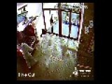 Dramatic Footage Showing Gang Stealing ATM And Police Arrest