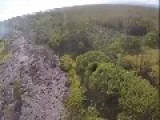 Drone Footage Captures Extent Of Puna Lava Flow